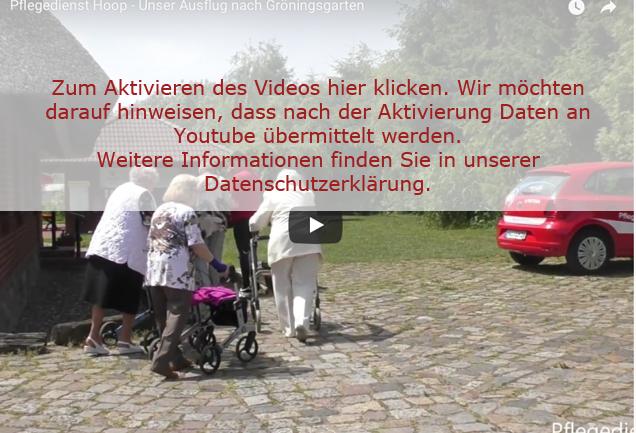 Auf Tour mit dem Pflegedienst Hoop in Wismar